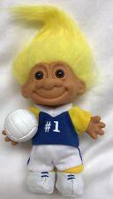Russ SOCCER TROLL #1 Soccer Volleyball Player NEW Yellow Hair