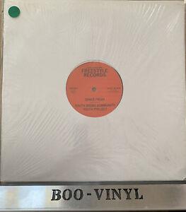 "South Bronx Community Youth Project - Dance Freak Rare 12"" Vinyl Record Disco EX"