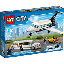 LEGO 60102 Airport VIP Services NEW Limousine Jet G6 Airplane