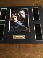 Twilight - 35 mm Film Cell Display Presentation Movie Christmas Gift