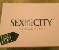SEX & AND IN THE CITY - COMPLETE TV SERIES SEASON 1-6 (1 2 3 4 5 6) DVD Shoe Box