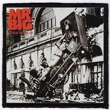 MR. BIG PATCH / SPEED-THRASH-BLACK-DEATH METAL