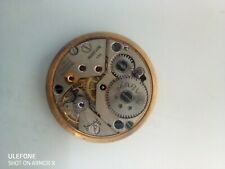 Marvin 520 gold Swiss Watch Movement