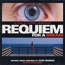 Clint Mansell : Requiem For A Dream - Summer/Fall/Winter CD (2000) ***NEW***