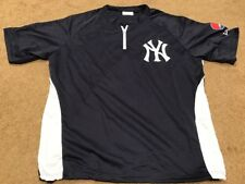 New York Yankees 2017 SGA Replica Batting Practice BP Pullover Jersey Clothes XL