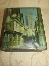 Vintage Collectable Canterbury England Tin