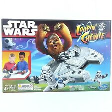 Disney Star Wars - Loopin Chewie Family Board Game - Loopin Louie