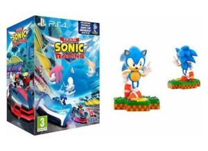 [Neuf] Team Sonic Racing Collector Edition - PS4 Sony PlayStation 4
