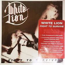 WHITE LION - Fight To Survive - Rock Candy Remastered Edition - CD