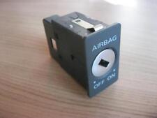 Schalter AIRBAG Deaktivierung Audi A6 S6 4B A4 B6 4B0919237A ON OFF