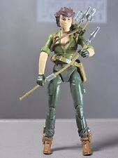LADY JAYE v7 Battle Pack Set 2 MASS Device 2008 COMPLETE GI Joe Action Figure