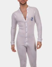 barcode Berlin Union Suit Gian, weiß/blau, 91736/212, gay, sexy, BLITZVERSAND