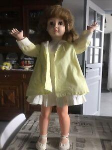 Très Grande poupée BELLA HELENA de 75cm - TENUE D'ORIGINE