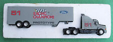 Racing Champions #51 Prototype 1993 Ford Hauler - Premier 1:64 Diecast Car