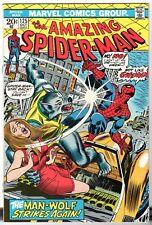 Amazing Spider-Man #125 - Origin of Man-Wolf, Near Mint Minus Condition!