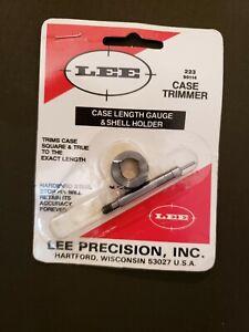 LEE 90114 .223  Case Length Gauge & Shell Holder