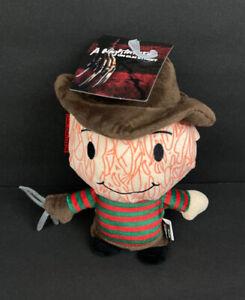 Nightmare On Elm Street Freddy Krueger Horror Plush Dog Pet Toy w Squeaker NEW