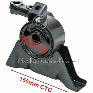 Mackay Engine Mount Right A7306 fits Ford Laser 1.6 i (KQ), 1.8 i (KN)