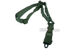 Condor OD Green US1001 COBRA One 1 Point .223 5.56 NATO Bungee Rifle Sling Strap