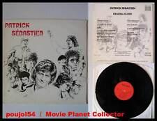 """PATRICK SEBASTIEN """"Krakra-Zu-Kiki"""" (Vinyle 33t-Vinyl LP) 1976"""