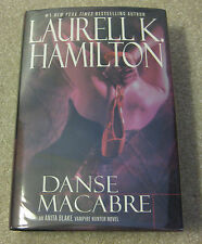 Danse Macabre by Laurell K. Hamilton, First Edition, Inscribed by Author