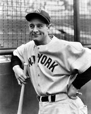 1939 New York Yankees LOU GEHRIG Glossy 8x10 Photo Spring Training Print Poster