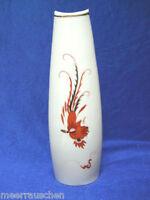 Porzellan Vase Dresdner Handmalerei