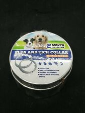 Collar for Small Dog 18 lbs , Against Flea and Tick Length- 62 cm/24.41 in
