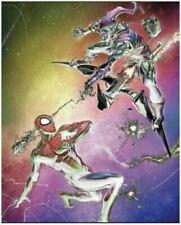 Amazing Spiderman 49 Clayton Crain Negative Rainbow Variant! NYCC 2020! Asm 850