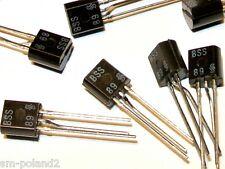 BSS89 SIEMENS SIPMOS TO-92 Transistor [QTY=1pcs]