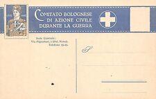 4624) WW1 BOLOGNA, COMITATO BOLOGNESE DI AZIONE CIVILE DURANTE LA GUERRA.