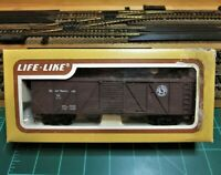 "Life-Like 8438 HO Scale 40' Outside Braced Boxcar ""Great Northern"""