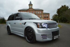 Range Rover Sport Non-Wide Full Body Kit Xclusive