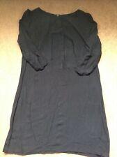 Womans black dress, size 14