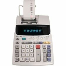 Sharp Calculators  Printing Calculator EL1801V