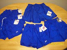 """CHRISTMAS Women Speedo TRAINING Blue Soccer Tennis Shorts several sizes - 22-30"""""""