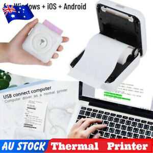 Peripage A6 Bluetooth pocket photo printer instant printer for Mobile Phone APP