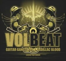 VOLBEAT - GUITAR GANGSTERS & CADILLAC BLOOD (!!LIMITED TOUR EDITION!!) CD NEW+