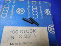 2Stück VW Käfer T1 T2 Bulli Bus Spannstift Vorreiber Ausstellfenster Drehfenster