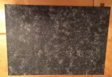 100 Sheets A4 Black Paper for Home, School, Arts & Crafts