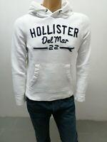 Felpa HOLLISTER uomo taglia size S man sweater pool maglia maglietta P 6032