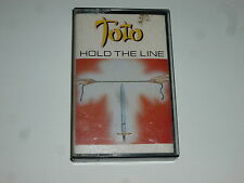 TOTO - Hold the line - 1979 UK 11-track Cassette