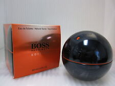 BOSS MOTION BLACK EDITION by HUGO BOSS 3.0 FL oz / 90 ML EDT Spray In Box