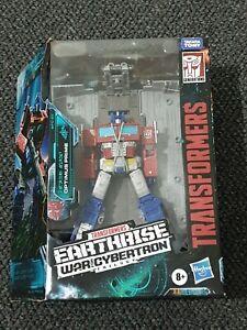 Hasbro EarthRise Optimus Prime