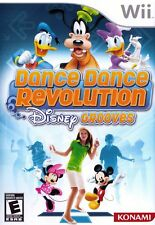 Dance Dance Revolution: Disney Grooves - Nintendo  Wii Game