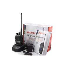 Radio Walkie Talkie PuXing PX-888K 128CH 5W 4W VHF/UHF Dual Band Two Way Radio