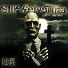 1 CENT CD Krypt Kicker 5 - Slik Helvetika