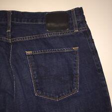 Big Star 1974 Mens Regular Straight Dark Wash Jeans Size 32 Regular