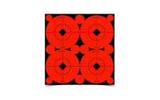 Birchwood Self Adhesive 3 Inch Target Spots Pack of 40 Red 33903