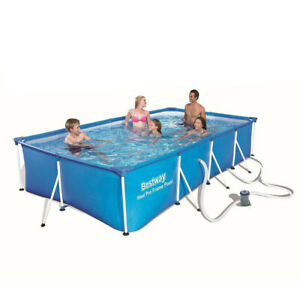 Bestway Above Ground Frame Swimming Pool 4x2.11m 13ft